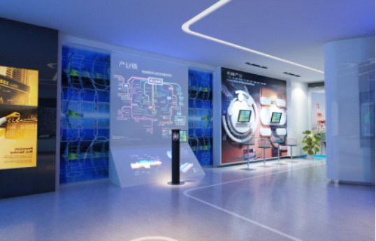 吴江经济技术开发区展厅