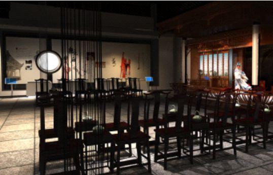 中国非遗项目 苏州昆区博物馆