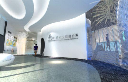 吴江城市文明综合展厅